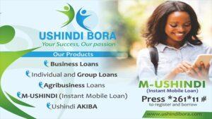 Welcome to Ushindi Bora